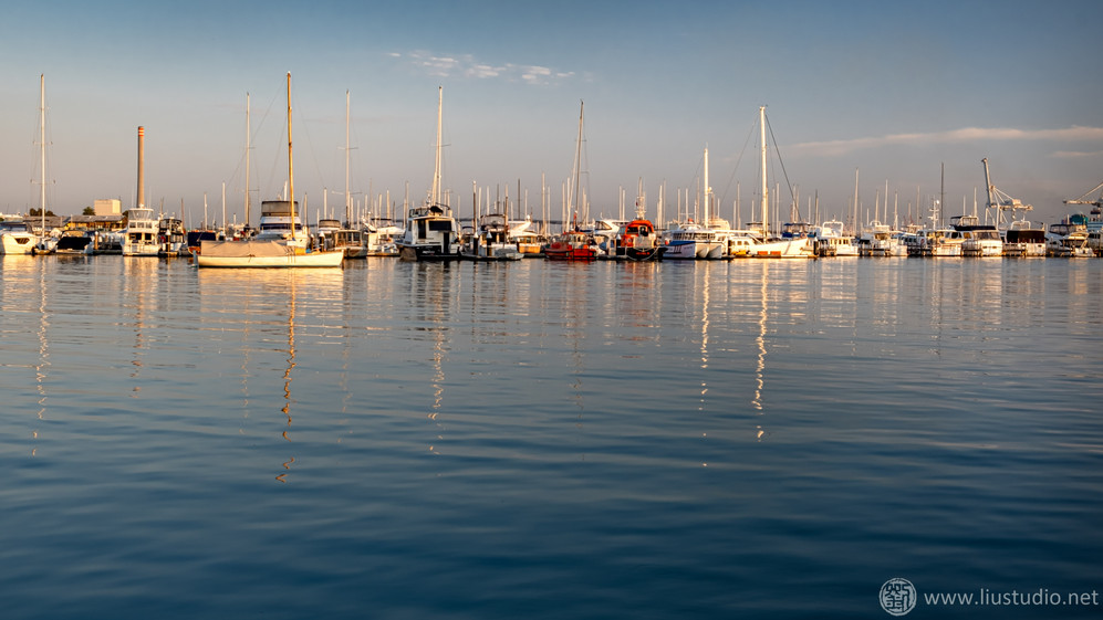 morning view of Williamstown