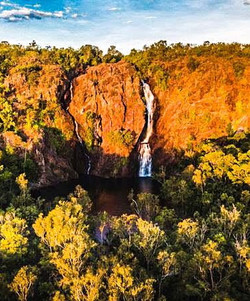 Wangi Falls, Litchfield National Park, N