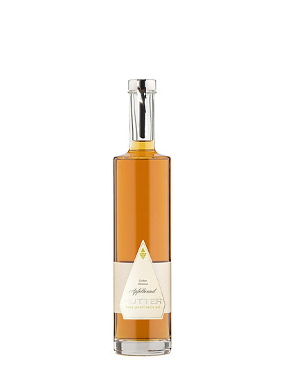 Golden Delicious Apfelbrand 0,5l