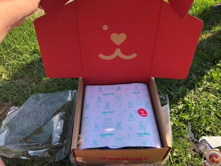 Vivadogs postal subscription box review!