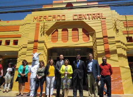 Finalizaron Obras del Mercado Central
