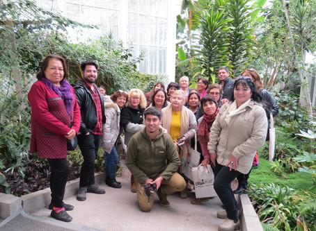 Pobladores de la ciudad adquieren técnicas para el desarrollo del oasis en Calama