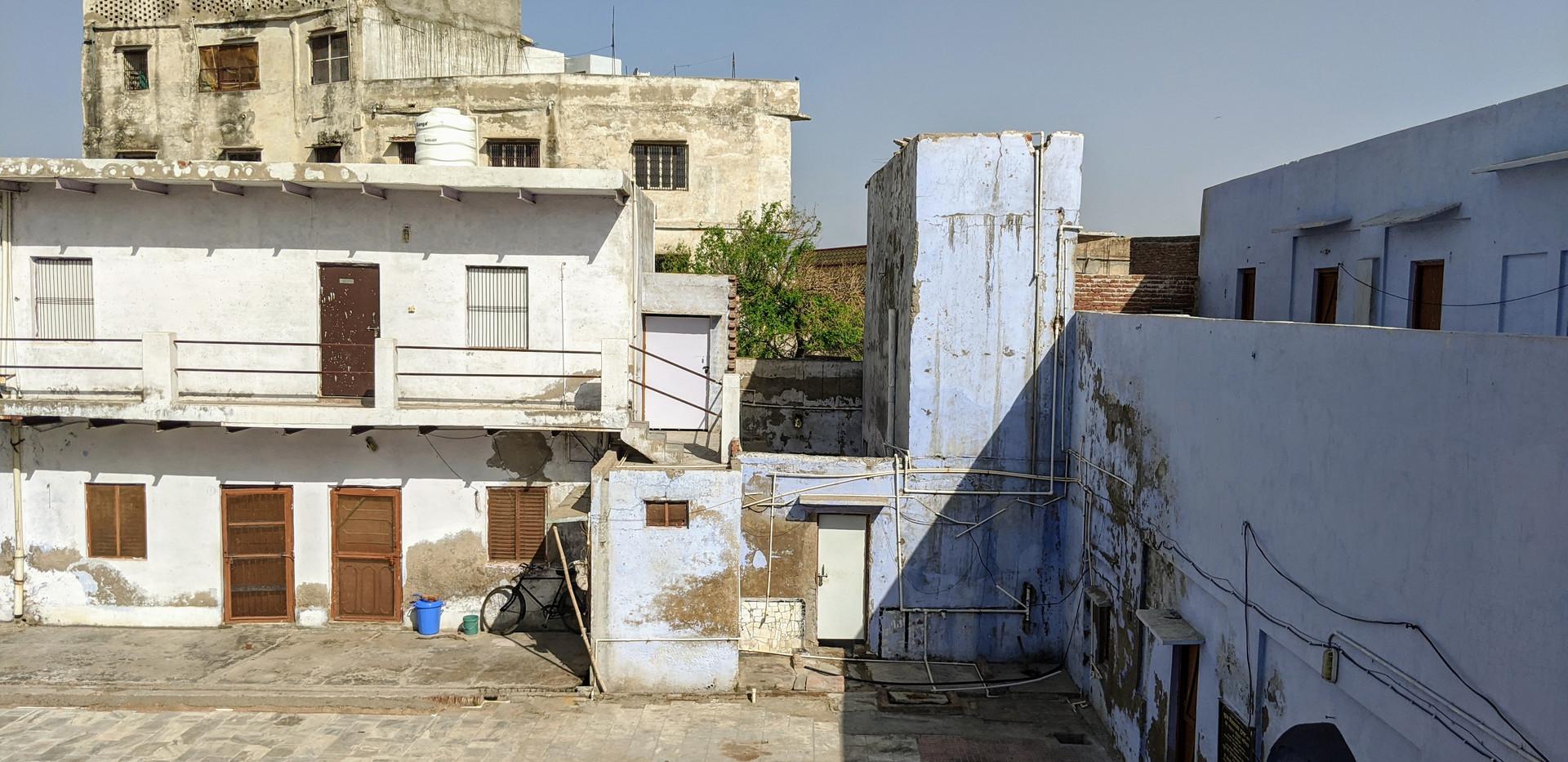 Radha Madan Mohan Complex Exterior