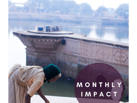 Monthly Impact! September 2021