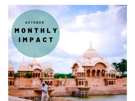 Monthly Impact! Oct.2020