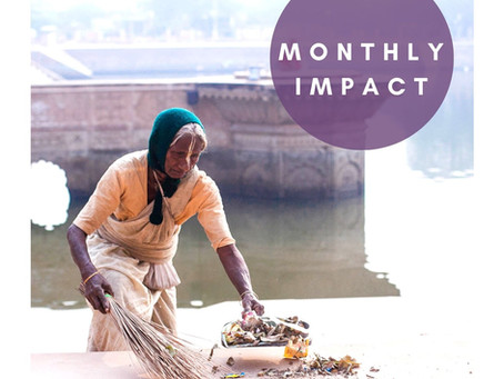 Monthly Impact! July. 2021