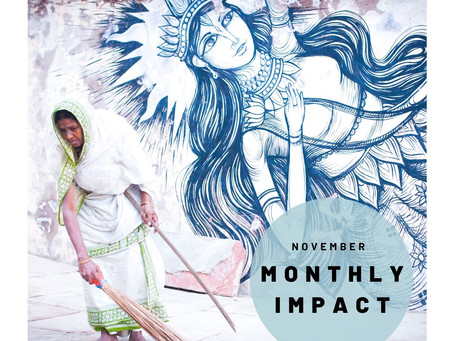 Monthly Impact! Nov.2020