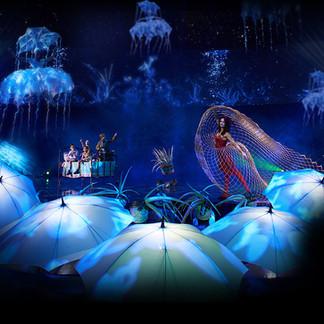 Cirque du Soleil - Show L.O.V.E