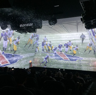NFL Experience Immersive 4D Theater