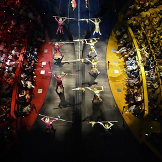 Cirque du Soleil - Show X Land of Fantasy