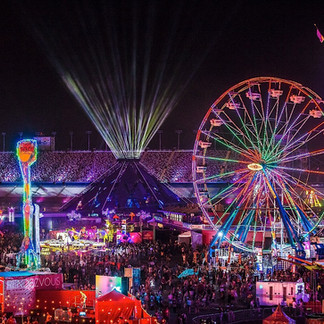 EDC - Electric Daisy Carnival