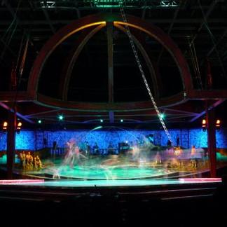 Cirque du Soleil - Show Alegria - Arena Tour