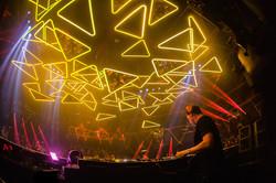 The Hakkasan Grid @ Hakkasan Nightclub