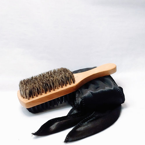 WAVES Essential Kit: Brush and Durag