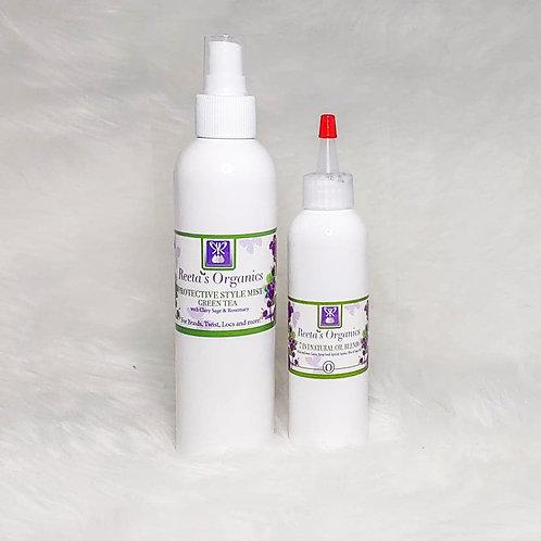 Protect & Nourish:  Hair & Scalp Kit