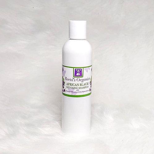 African Black Detoxifying Shampoo