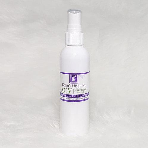 ACV: Apple Cider Vinegar Herbal Scalp Therapy Mist