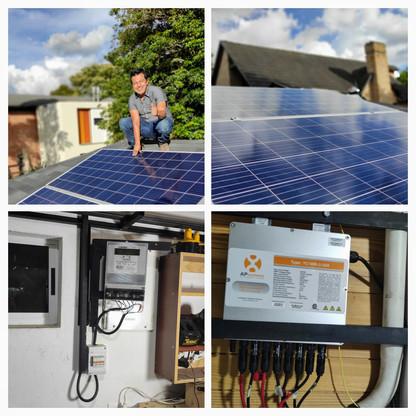 microinversores_energia solar_conexion a tierra