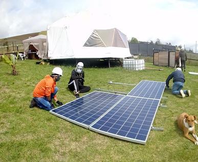 Conexión a Tierra_Curso energía solar_oc