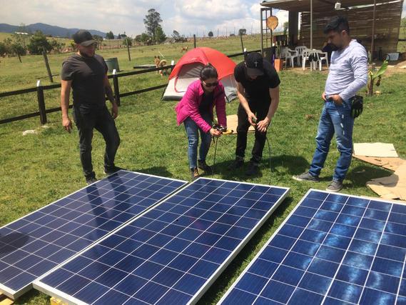 Conexión a tierra_Curso Energía solar_ma