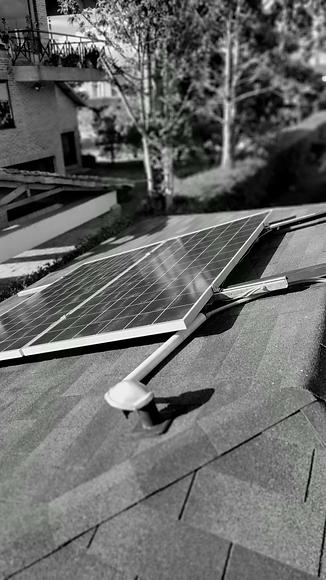 Energia solar Bogota_Conexion a Tierra