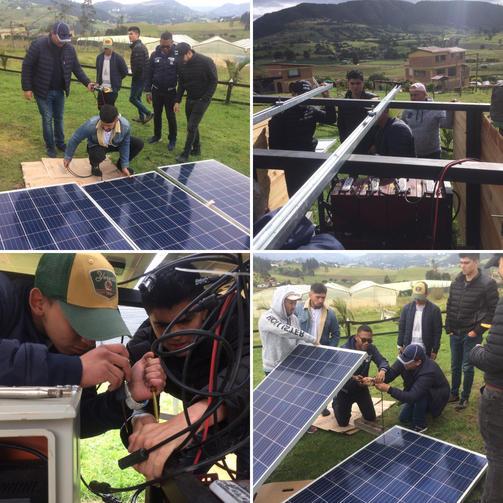 Conexión a Tierra_curso energía Solar_20