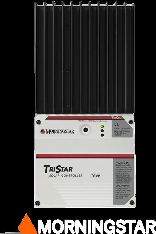 Controlador Tristar PWM 60 amp