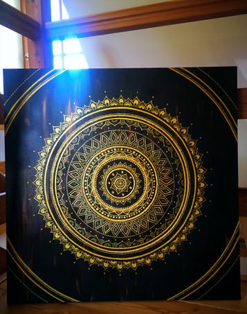 Antarani- centrální bod stvoření
