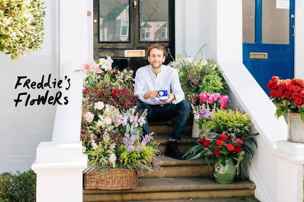 Free Flowers from Freddies Flowers