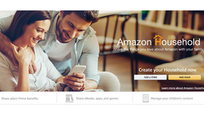 Share Your Amazon Prime Benefits With Your Family..