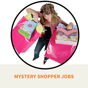 The est Mystery Shopping jobs