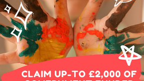 Childcare - Are You Claiming Your £2,000 Of Free Cash?
