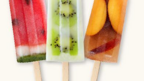 Tip Of The Day! Homemade Ice Pops