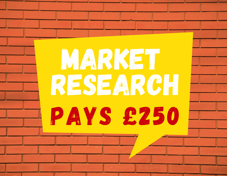 Christmas Supermarket Shopper - 8 Week Research Project - £250
