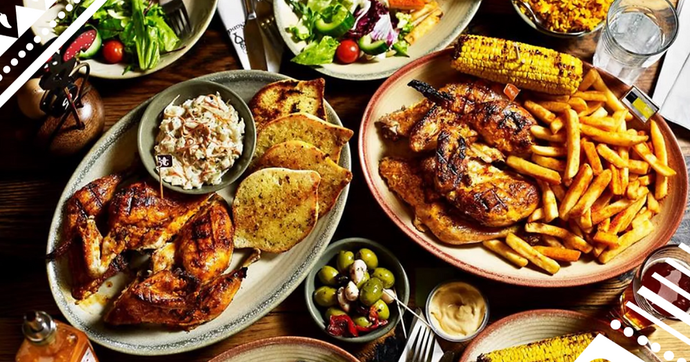 Can Your Phone Sort You Out A Free Peri Peri Fix?