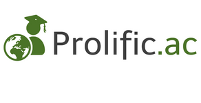Prolific - Paid Vocational Studies