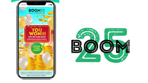 Boom 25 - Every 25th Customer Wins Their Money Back