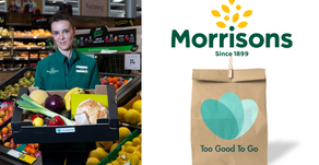 Morrison's Offer Clearance Food Boxes For £3.09!