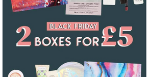 ❌ EXPIRED ❌ Grab Two Birchbox's For £5 In This Black Friday Deal!