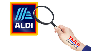 Tesco Price Matches Aldi On Own Brand Products