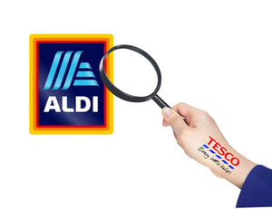 Tesco announces that they are price matching Aldi from this week..