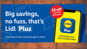 Free £5 Credit When You Get The New Lidl Plus App