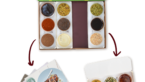 Simply Cook Spice Kits & Recipe Cards - 1st One For Just £1!