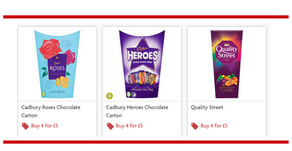 Morrison's Have A 'Sweet Deal' Until 22nd September..