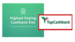 Top Cashback - The Big Daddy Of Cash back Sites!