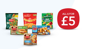 The Latest £5 Co-op Freezer Deal!