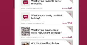 Vox Pop Me - Get Paid To Record Your Thoughts