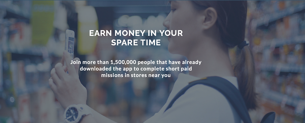 Earn extra money, by being a Mystery Shopper, with Be My Eye