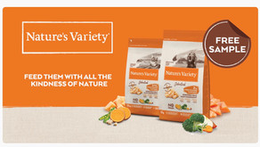 Free Pet Food Samples From Natures Variety