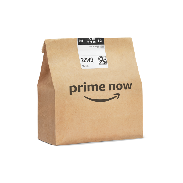 Earn £14 per hour working for Amazon, via the Amazon Flex programme